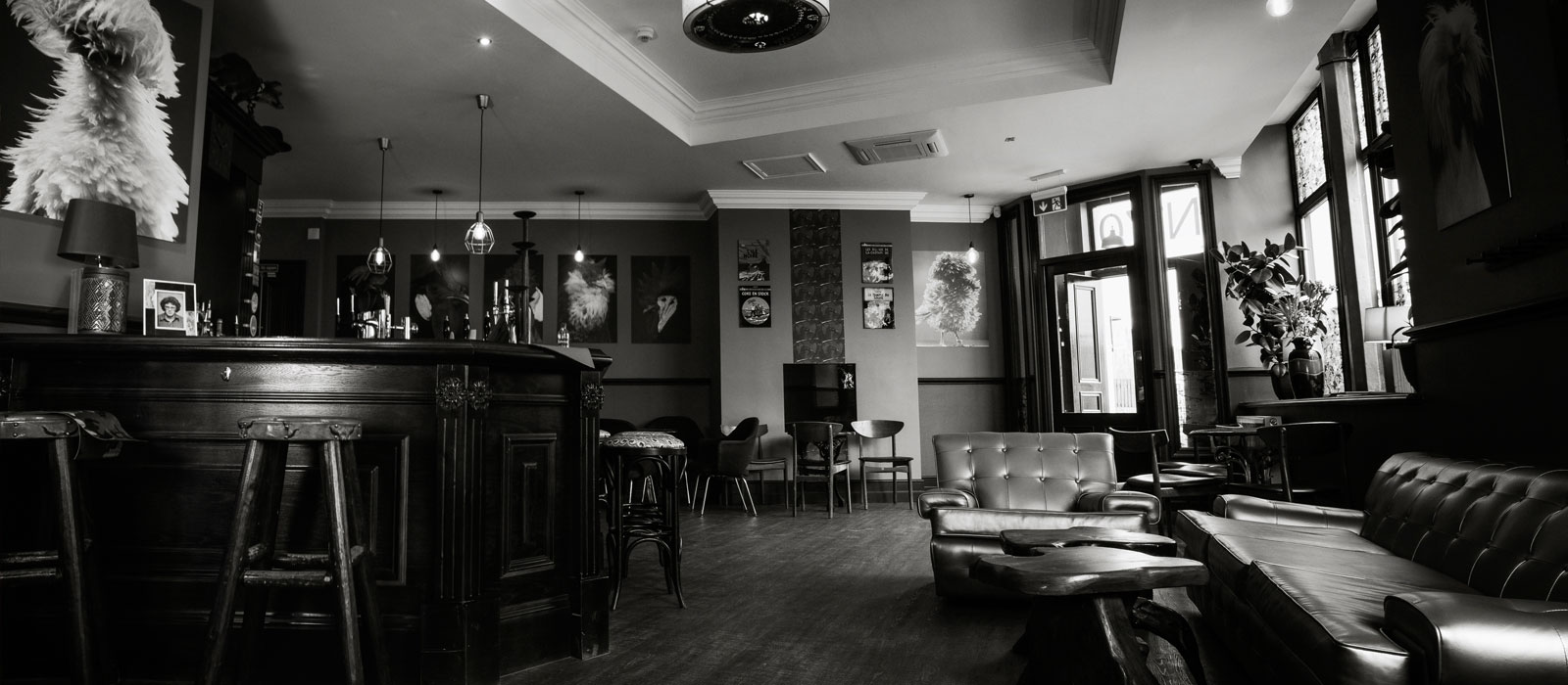 Bespoke independent bar / restaurant